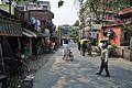 Road - Ramakrishna Mission Ashrama Area - Narendrapur - Kolkata 2012-01-21 8436.JPG