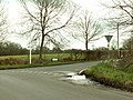 Road junction near Stock - geograph.org.uk - 747475.jpg