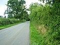 Road past Crossrigg Hall - geograph.org.uk - 938698.jpg