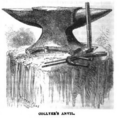 Robert Collyer Anvil (now at Second Unitarian Church, Chicago) - Harpers Monthly no. 284 (January, 1874), p. 830.png