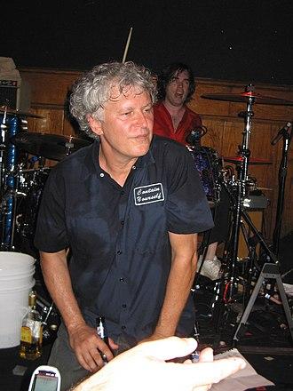 Robert Pollard - Robert Pollard performing in Chicago in 2006