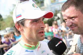 Robert Vrečer - Vrečer at the 2011 Tour of Slovenia