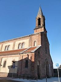Robertsau-Eglise catholique.JPG