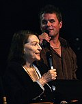Rod and Majel Roddenberry Star Trek Convention Las Vegas 20080814.jpg