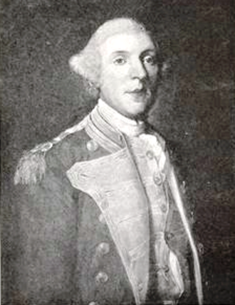 Cape Sable Campaign - Image: Roger Morris By Benjamin West