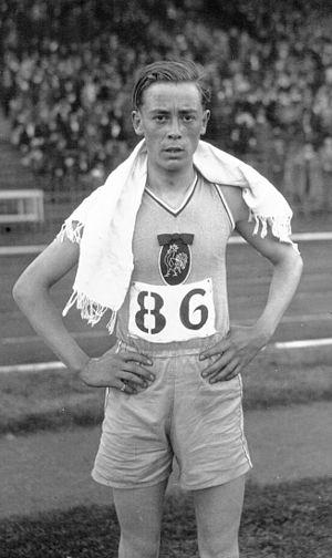 Roger Rochard - Roger Rochard in 1931