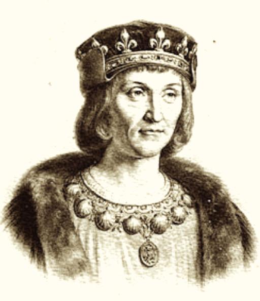 Roi Louis XII de France