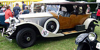 Rolls-Royce Wood