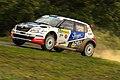 Roman Kresta, Petr Gross, Škoda Fabia S2000 (9637976527).jpg