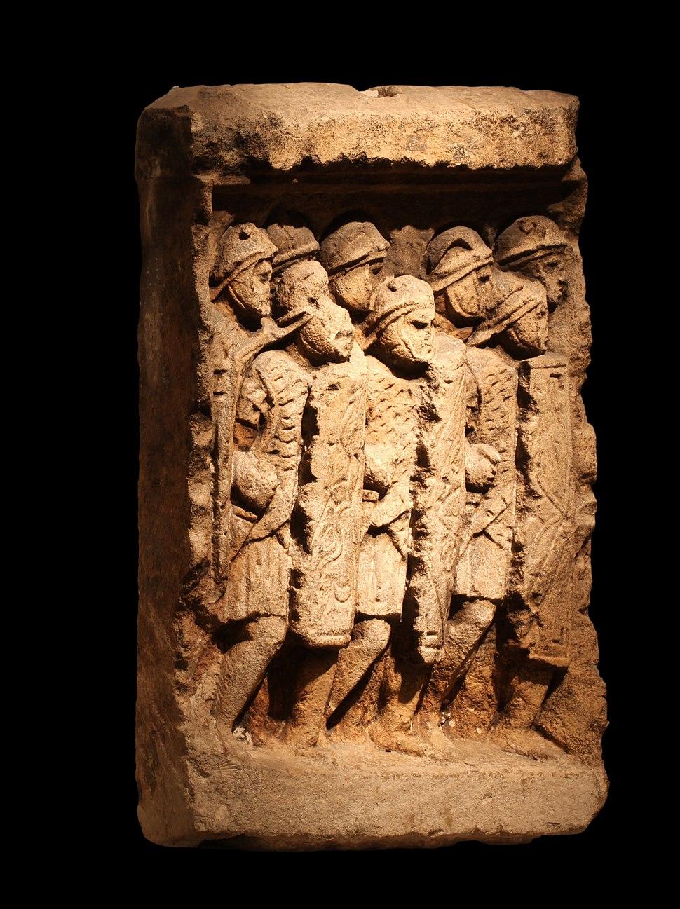 Roman Legionaries-MGR Lyon-IMG 1050