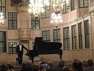 Roman Zaslavsky Russian–Israeli pianist