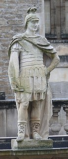 Publius Ostorius Scapula politician and soldier (0015-0052)