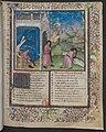 Roman de la rose - ÖNB Cod2568 f1 (frontispice).jpg