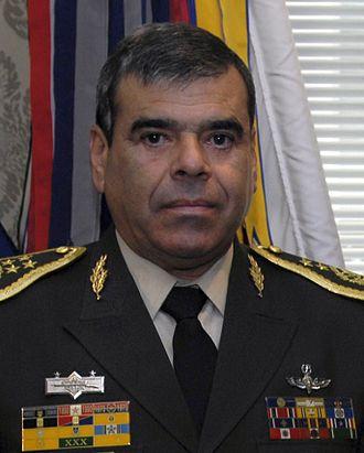 Ministry of Defence (Guatemala) - Leiva