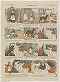 Roodkapje (titel op object) Imagerie Artistique Série 16 (serietitel op object), RP-P-OB-206.098.jpg