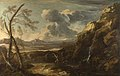 Rosa - Landscape with Tobias and the Angel, probably 1660-73.jpg