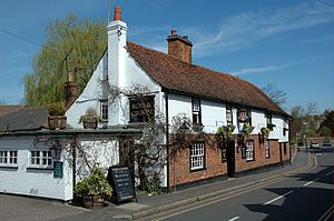 Rose and Crown, St Albans - The Rose and Crown