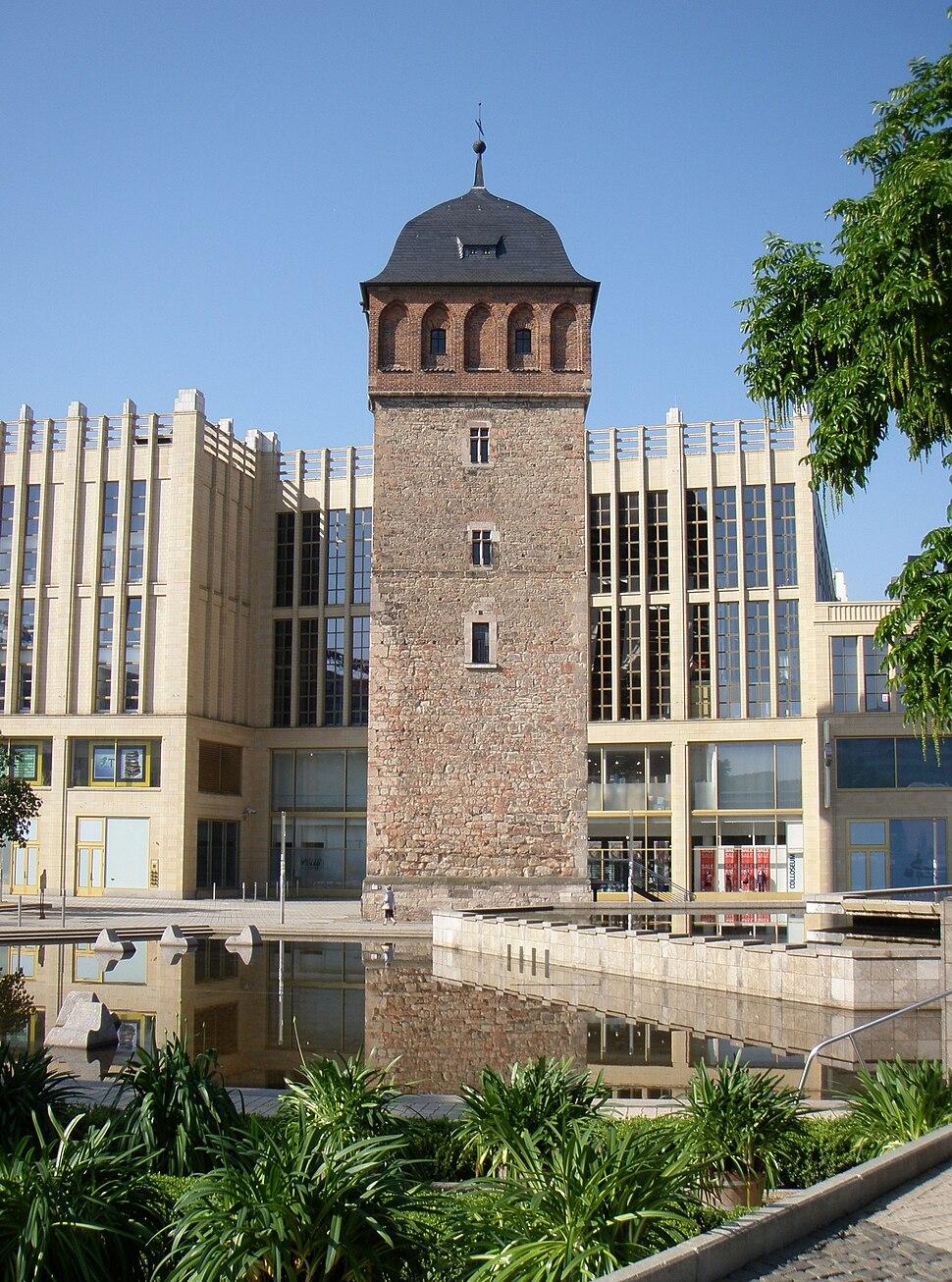 Roter Turm Chemnitz 2009 25