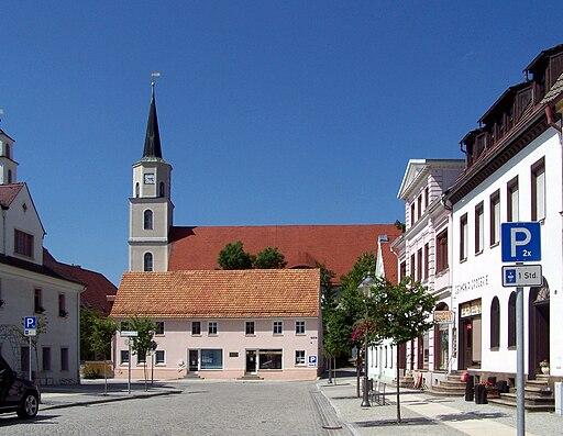 Rothenburg Oberlausitz; Kirche