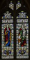 Rotherfield, St Denys church, Stained glass window (27284839808).jpg