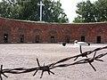 Rotunda Zamojska. Byłe niemieckie więzienie Gestapo 1940-1944.jpg