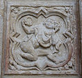 Rouen cathedral reliefs 2009 29.jpg