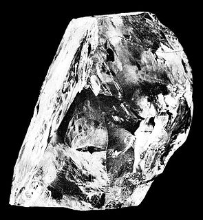 Largest rough diamond discovered