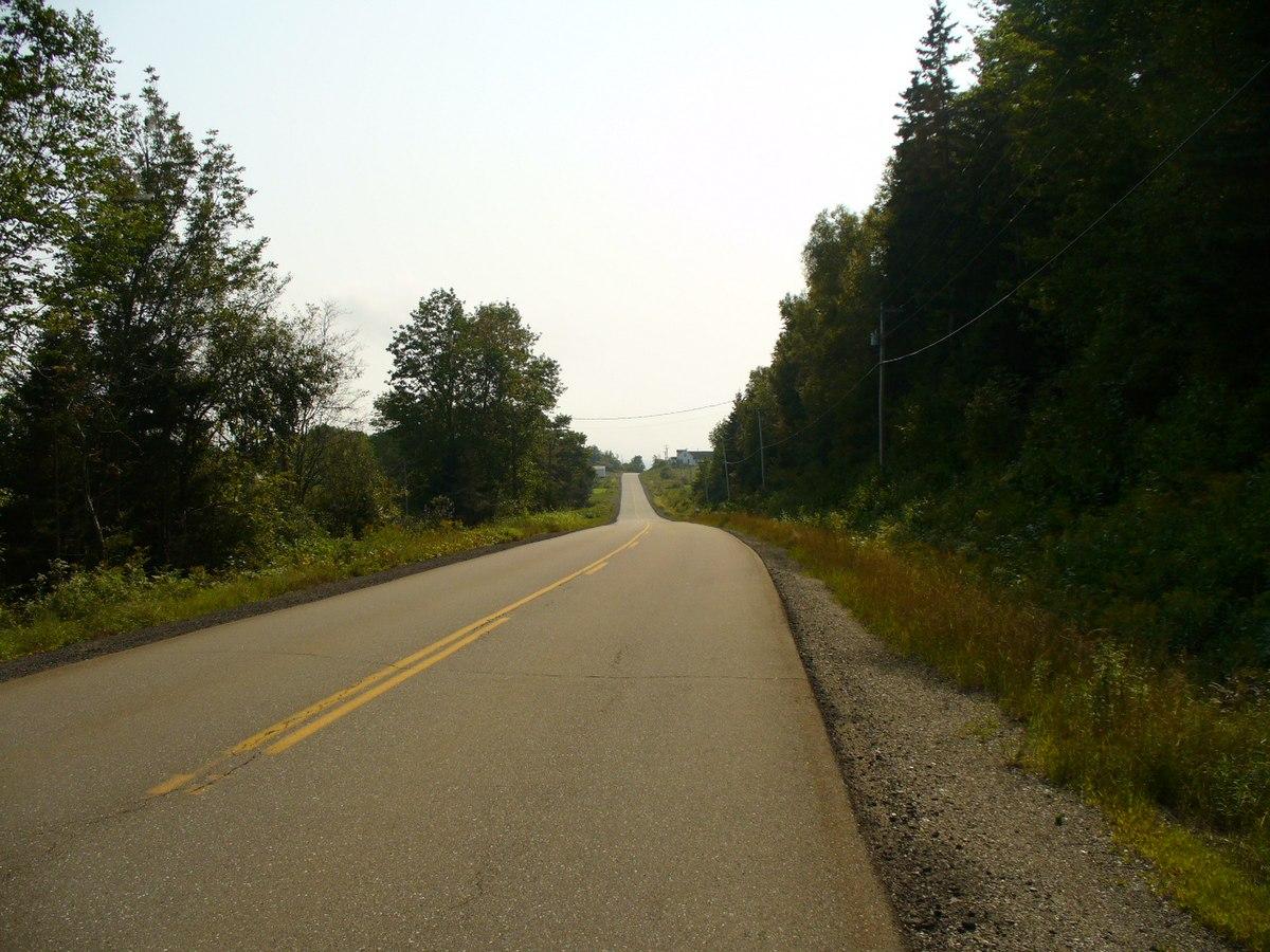 Route 102 (Nouveau-Brunswick) — Wikipédia