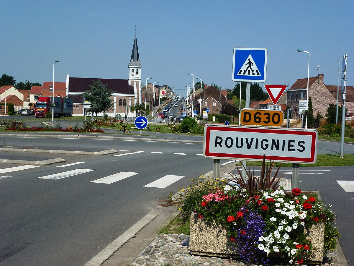 Rouvignies Wikipedia