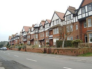 Cummertrees village in United Kingdom