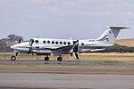 Royal Australian Air Force (A32-426) Beech King Air 350 at Wagga Wagga Airport.jpg