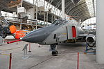 Royal Military Museum, Brussels - McDonnell RF-4 Phantom II (11448654855).jpg