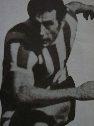 Rubén Horacio Galletti - Galletti while playing for Estudiantes de la Plata