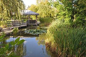 Parc des impressionnistes wikip dia for Entretien jardin rueil malmaison
