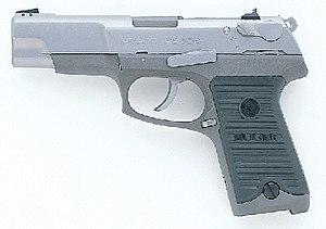 En küçük ateşli silahlardan tabanca