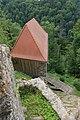 Ruine Oberwallsee Vorburg 04.JPG