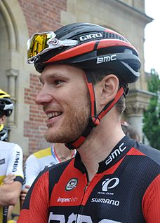 Jempy Drucker Luxembourgish road cyclist