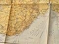 Rutebok for Norge - Rutebokens Norgeskart - utsnitt Agder.jpg