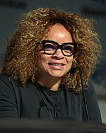Photo of Ruth E. Carter in 2018.