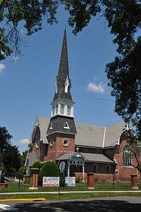 Scotch Plains Baptist Church