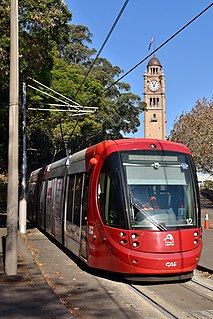 Trams in Australia