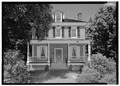 SOUTH (FRONT) ELEVATION - Ormiston House, Reservoir Drive, Philadelphia, Philadelphia County, PA HABS PA,51-PHILA,275-4.tif