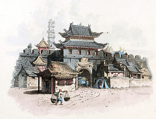 page the costume of china illustrated in forty eight coloured