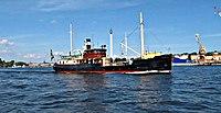 SS Orion på väg till Tenö Varv.JPG