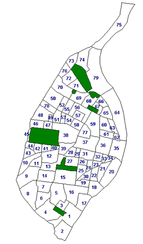 List of neighborhoods of St. Louis - Wikipedia St Louis Neighborhood Map on