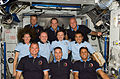 STS-119 Day 10 crew.jpg