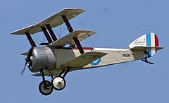 Sopwith Triplane (replika)