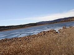Sablatnigmoor (aufgenommen Anfang März)