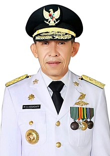 Said Assagaff, Governor of Maluku.jpg