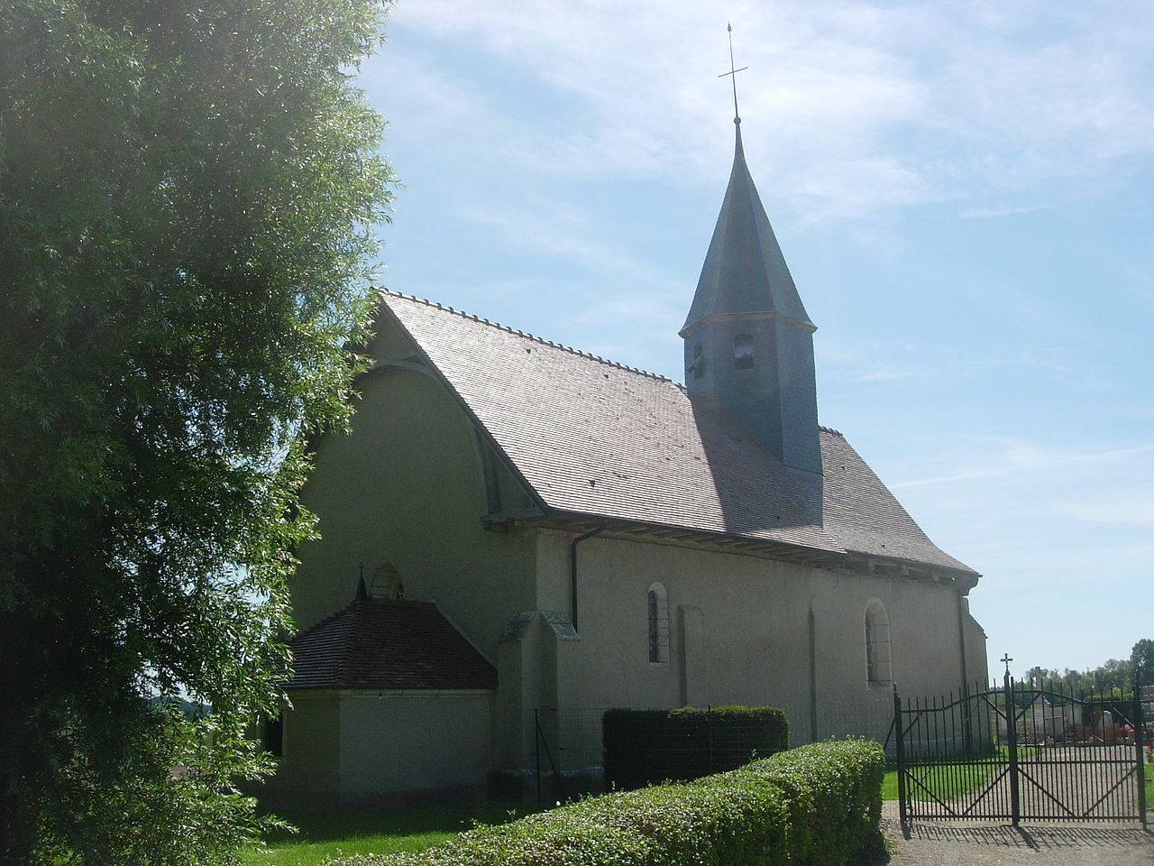 Eglise de Saint-Christophe